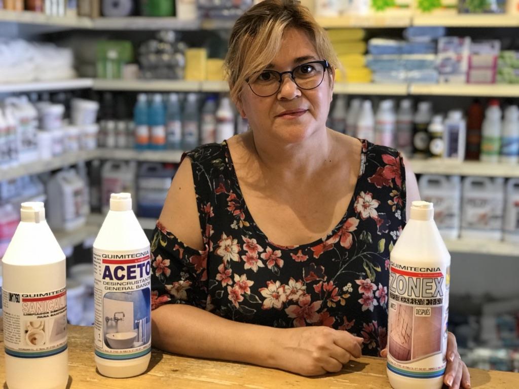 Tienda productos químicos